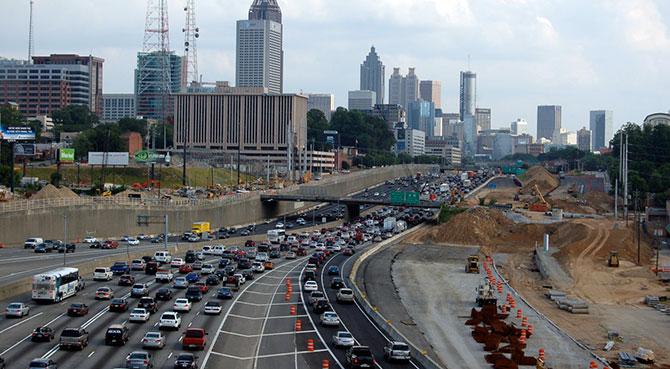 Atlanta-Traffic